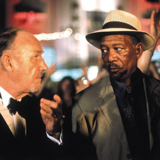 Under Suspicion - Mörderisches Spiel / Gene Hackman / Morgan Freeman Poster