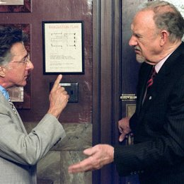 Urteil - Jeder ist käuflich, Das / Dustin Hoffman / Gene Hackman Poster