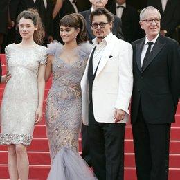 Astrid Berges-Frisbey / Penelope Cruz / Johnny Depp / Geoffrey Rush / 64. Filmfestspiele Cannes 2011 Poster