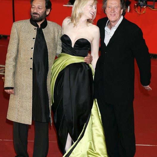 Blanchett, Cate / Geoffrey Rush / 2. Festa del Cinema Internationale di Roma 2007 / 2. Internationales Filmfest in Rom Poster