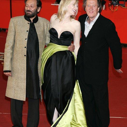 Blanchett, Cate / Geoffrey Rush / 2. Festa del Cinema Internationale di Roma 2007 / 2. Internationales Filmfest in Rom Poster