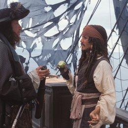 Fluch der Karibik / Geoffrey Rush / Johnny Depp Poster