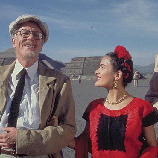 Frida / Geoffrey Rush / Salma Hayek / Alfred Molina Poster