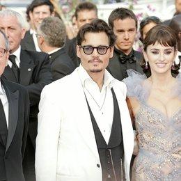 Geoffrey Rush / Johnny Depp / Penelope Cruz / Geoffrey Rush / 64. Filmfestspiele Cannes 2011 Poster