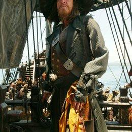 Pirates of the Caribbean - Am Ende der Welt / Geoffrey Rush Poster
