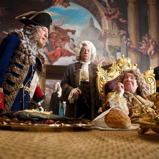 Pirates of the Caribbean - Fremde Gezeiten / Geoffrey Rush Poster