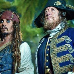 Pirates of the Caribbean - Fremde Gezeiten / Johnny Depp Poster