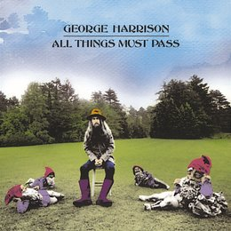 Harrison, George / All Things Must Pass Poster
