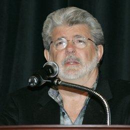 "George Lucas / ""3D: New Dimensions In Digital Cinema"" / 31. ShoWest Awards 2005 in Las Vegas Poster"