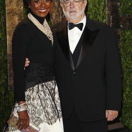 George Lucas / Melody Hobson / 84rd Annual Academy Awards - Oscars / Oscarverleihung 2012 Poster