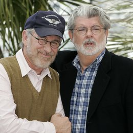 Spielberg, Steven / George Lucas / 61. Filmfestival Cannes 2008 Poster