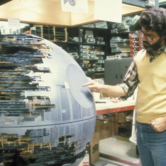 Star Wars - Trilogie / George Lucas / Set Poster