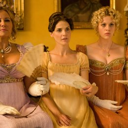 Austenland / Jennifer Coolidge / Keri Russell / Georgia King Poster