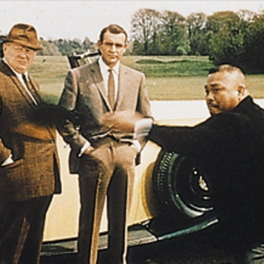 James Bond 007: Goldfinger / Gert Fröbe / Sean Connery / Harold Sakata Poster