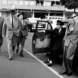 tausend Augen des Dr. Mabuse, Die / Gert Fröbe / Howard Vernon Poster