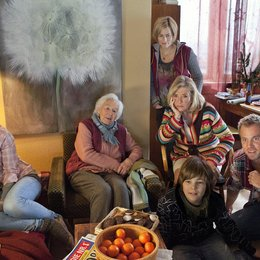 Weihnachten ... ohne mich, mein Schatz! (NDR) / Jutta Speidel / Gesine Cukrowski / Dominic Boeer / Renate Delfs / Lasse Schiddrigkeit / Muriel Bielenberg Poster