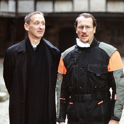 Pfarrer Braun: Der Fluch der Pröpstin (ARD) / Gilbert von Sohlern / Markus Knüfken Poster