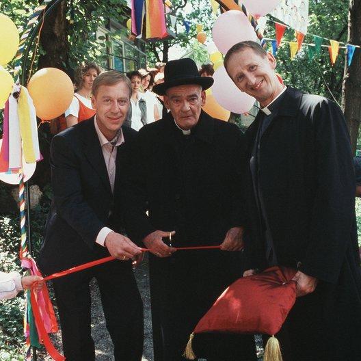 Pfarrer Braun: Der unsichtbare Beweis / Oliver Stritzel / Hans-Michael Rehberg / Gilbert von Sohlern Poster