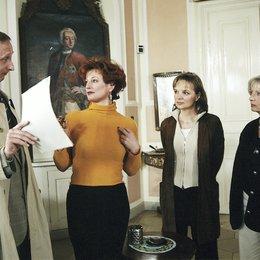 Verbrechen des Professor Capellari: Der letzte Vorhang, Die (ZDF) / Sissy Höfferer / Sylvia Haider / Sabine Postel / Gilbert von Sohlern Poster