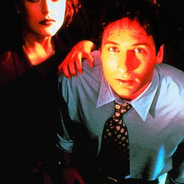 Akte X / Gillian Anderson / David Duchovny / The X-Files Poster
