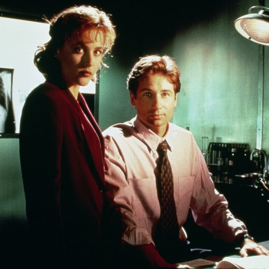 Akte X - Jenseits der Wahrheit / X-Files: I Want to Believe, The / Akte X 2 / Gillian Anderson / David Duchovny Poster