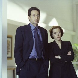 Akte X - Season 7 Collection / David Duchovny / Gillian Anderson