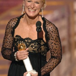 62. Golden Globes / Glenn Close Poster