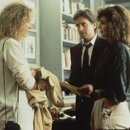 verhängnisvolle Affäre,Eine / Glenn Close / Michael Douglas / Anne Archer Poster