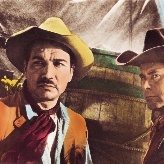 Cowboy / Brian Donlevy / Glenn Ford Poster