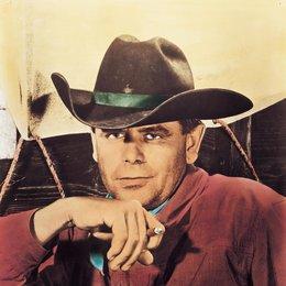 Cowboy / Glenn Ford Poster