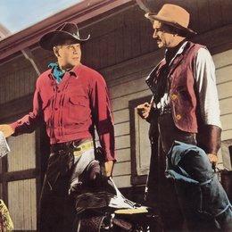 Cowboy / Jack Lemmon / Glenn Ford / Brian Donlevy Poster