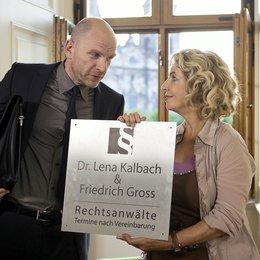 Alles was recht ist: Sein oder Nichtsein (ARD) / Michaela May / Götz Schubert Poster