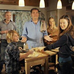 Familie für Fortgeschrittene (ARD) / Götz Schubert / Julia Sophie Schabus / Valerie Rall / Nicolai Hampl / Timo Dierkes Poster