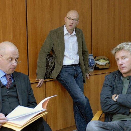 Tatort: Der frühe Abschied / Thomas B. Martin / Götz Schubert / Jörg Schüttauf Poster