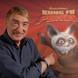 Kung Fu Panda / Gottfried John / Synchronsprecher Poster