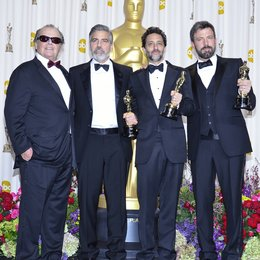 Jack Nicholson / George Clooney / Grant Heslov / Ben Affleck / 85th Academy Awards 2013 / Oscar 2013 Poster
