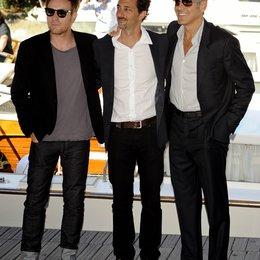 McGregor, Ewan / Grant Heslov / George Clooney / 66. Filmfestspiele Venedig 2009 / Mostra Internazionale d'Arte Cinematografica Poster