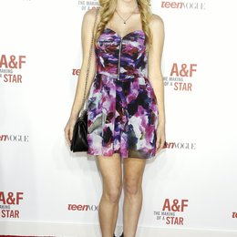 "Greer Grammer / Abercrombie & Fitch ""The Making of a Star"" Party Poster"