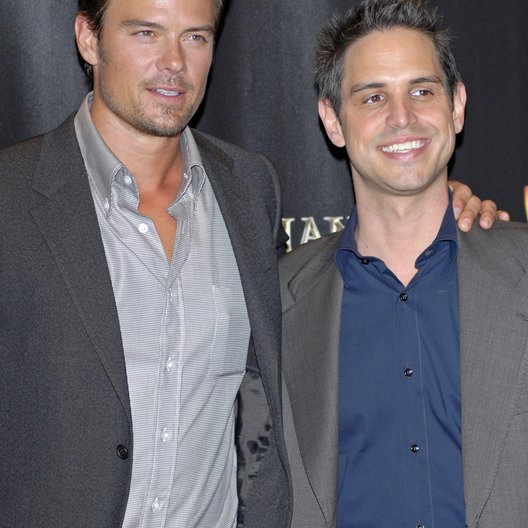 Duhamel, Josh / Berlanti, Greg / Warner Bros. Pictures Introduces Upcoming Films at ShoWest, 2010 Poster