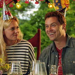 Welcome to Sweden / Greg Poehler / Josephine Bornebusch Poster