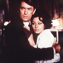 Arabeske / Gregory Peck / Sophia Loren Poster