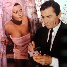 Arabeske / Sophia Loren / Gregory Peck Poster