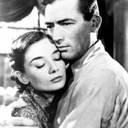 Herz und eine Krone, Ein / Audrey Hepburn / Gregory Peck Poster