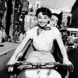 Herz und eine Krone, Ein / Gregory Peck / Audrey Hepburn Poster