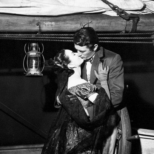 Sturmfahrt nach Alaska / Gregory Peck / Ann Blyth Poster