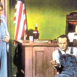 Wer die Nachtigall stört / Gregory Peck / James Anderson Poster