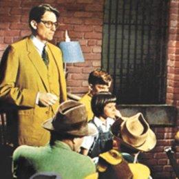 Wer die Nachtigall stört / Gregory Peck / Mary Badham Poster