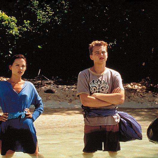 Beach, The / Virginie Ledoyen / Leonardo DiCaprio / Guillaume Canet Poster