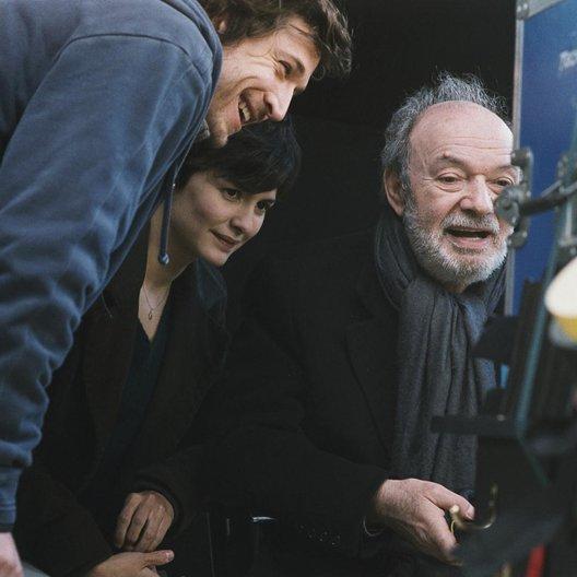 Zusammen ist man weniger allein / Guillaume Canet / Audrey Tautou / Claude Berri / Set Poster