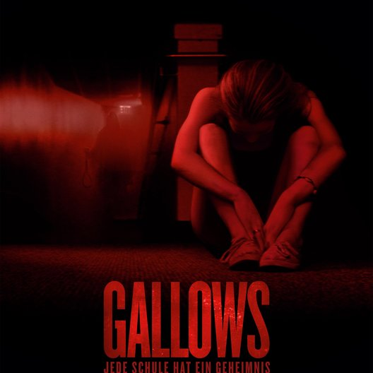Gallows - Jede Schule hat ein Geheimnis / Gallows, The Poster